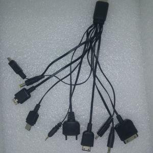 Καλωδιο Φορτισης USB 10 σε 1 - Πολυφορτιστης