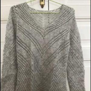 Πλεκτό πουλόβερ S/M