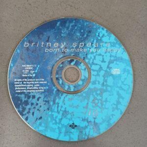 Britney Spears - Born To Make You Happy [CD Single] - ΧΩΡΙΣ ΘΗΚΗ