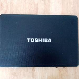 Πλαστικό κάλυμμα οθόνης για laptop Toshiba Satellite c660d 101