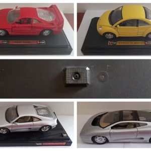 Burago / Hot Wheels Συλλεκτικά Αυτοκίνητα