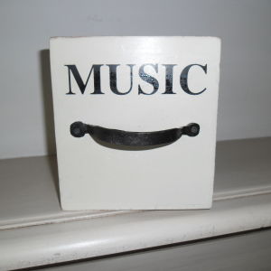 Ξύλινο κουτί για CD