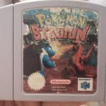 Pokemon stadium N64 cartridge
