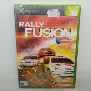 RALLY FUSION XBOX VIDEO GAME EUROPEAN PAL NEW