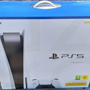 Sony PS5 PlayStation 5 CD physical κουτί