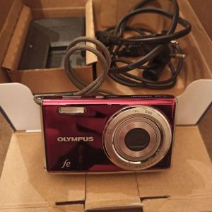 Ψηφιακή μηχανή Olympus Fe