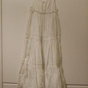 Zara μακρύ φόρεμα για 7-8χρ με μεγάλη φόρμα