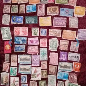 Συλλεκτικά Γραμματόσημα