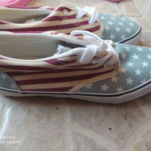 παπούτσια με σχεδιακια