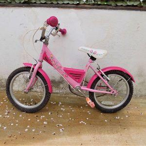 παιδικο ποδηλατο ροζ