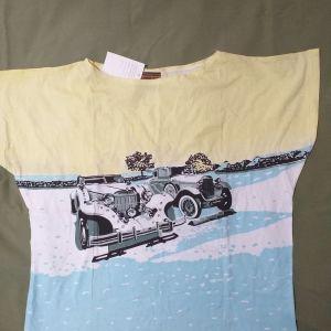 Vintage μπλούζα γυναικών