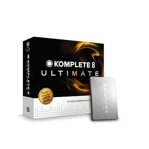 Λογισμικό Native Instruments Komplete 8 Ultimate