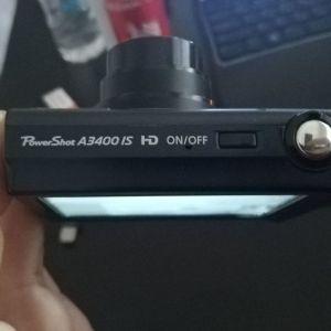 Φωτογραφική Μηχανή Canon PowerShot A3400 IS HD - Πληροφορίες Inbox