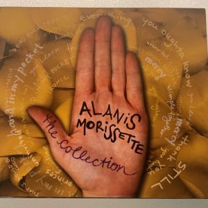 Alanis Morissette - The collection cd + dvd