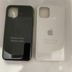 Θήκες σιλικόνης iPhone 11 Pro