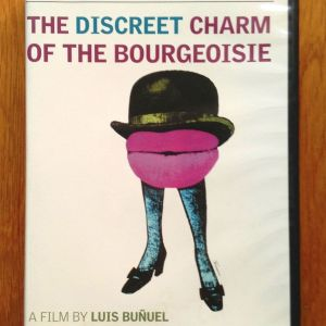 The discreet charm of the bourgeoisie Criterion collection 2 disc dvd