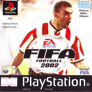 FIFA 2002 - PS1