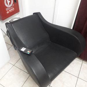 πολυθρόνα  & λουτηρά κομμωτηριου