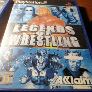 Legends of Wrestling PS2