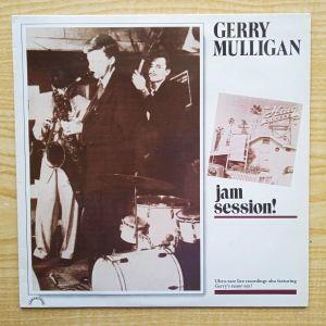 GERRY MULLIGAN - Jam Session!  (1952 - 1955)  Δισκος Βινυλιου JAZZ
