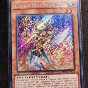 Lemon Magician Girl Secret Rare