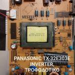 PANASONIC  TX-32E303E  LED