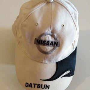 Nissan Datsun Vintage Baseball Hat
