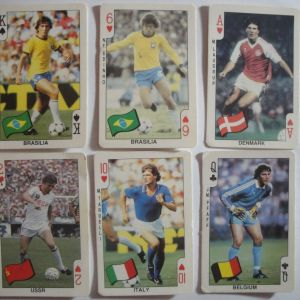 καρτες ποδοσφαιρου DANDY