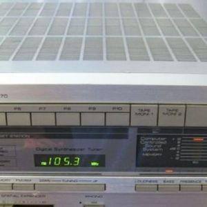 ραδιοενισχυτης yamaha r 70