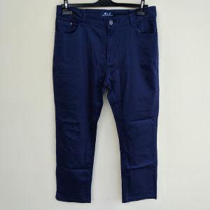 Παντελόνι ελαστικό μπλε σκούρο No XL
