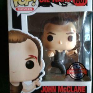 Funko POP! Movies: Die Hard - John McClane Dark Tank