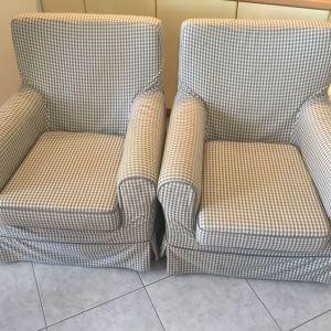 Πολυθρόνες IKEA EKTORP