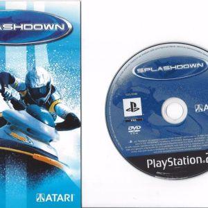 PS2 Game -SPLASHDOWN