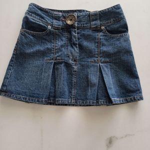 Φούστα μίνι jean