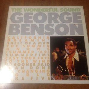 George Benson - The Wonderful Sound Of George Benson. Δίσκος Βινυλίου 1983 ( Jazz, Funk / Soul, Blues )