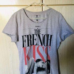 T-Shirt Gold Lab French Kiss μέγεθος Medium άθικτο