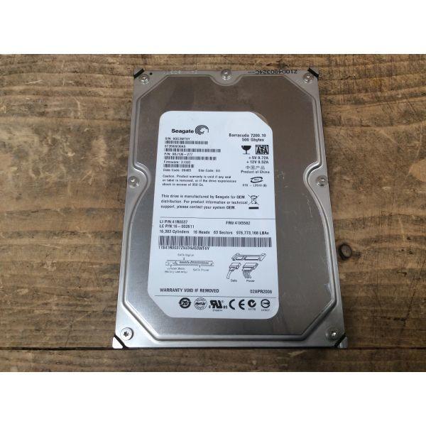 skliros diskos IDE 500GB Seagate