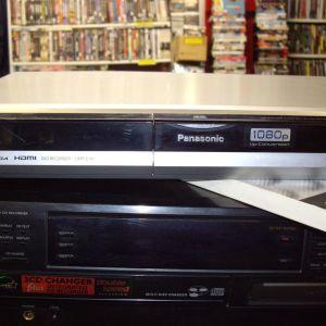dvd recorder me hhd 500gb panasonic dmr eh 67