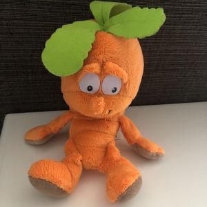 goodness gang λούτρινο αρκουδάκι καρότο