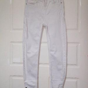 Λευκό τζιν παντελόνι