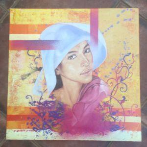 Αυθεντικός πίνακας του Dania Wayan
