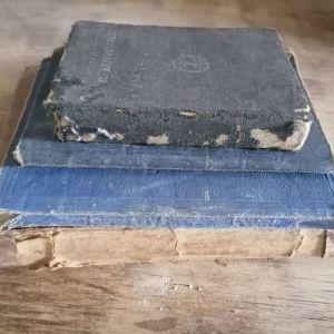 4 βιβλία παλιά λοτ 1922-36