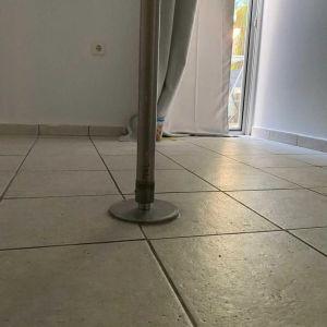 Στύλος Pole Dancing 2,62m ύψος (βιδώνει στο ταβάνι μόνο) + Δώρο υγρή κοιμωλία