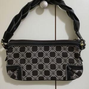 Καινούργια δερμάτινη τσάντα Armani
