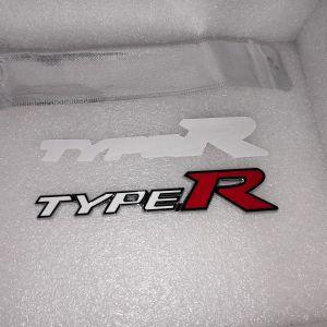 Logo Honda Type-R Αυτοκολλητο Αυτοκινητου