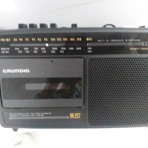 Ραδιοφωνο φορητο  Grunding (28×17). Λειτουργει άψογα.