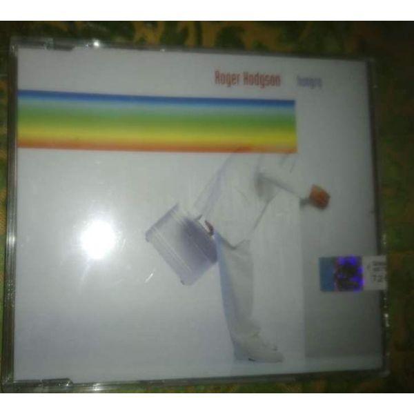 CD S sfragismeno-ROGER HODGSON-HUNGRY