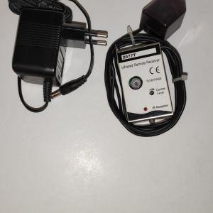 IR-2077R Extra Ενσύρματος Πομπός εντολών τηλεχειριστηρίου για τον αναμεταδότη OEM IR-2077