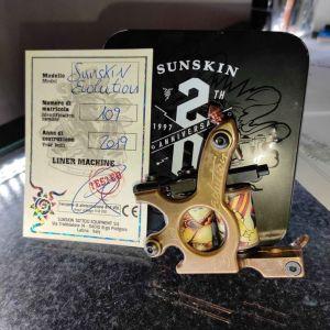 Sunskin coil tattoo machine - Μηχάνημα τατουάζ τύπου coil