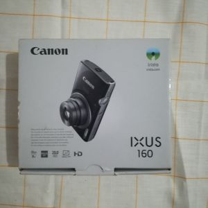 Canon IXUS 160 / Κάμερα / Σαν καινούργια
